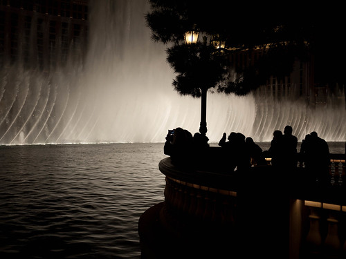 """86/365 - """"Watching the fountains"""""""