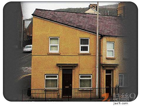 Swansea house & Hitler 1