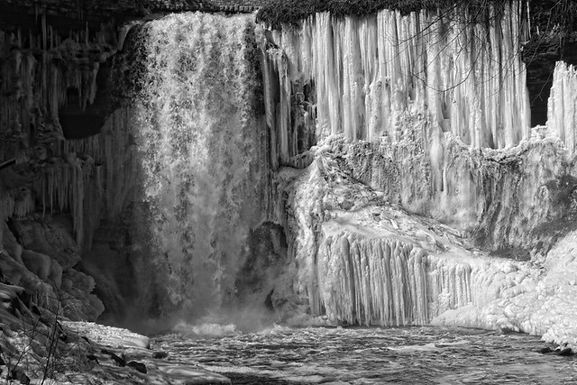 Enchantment of Minnehaha Falls