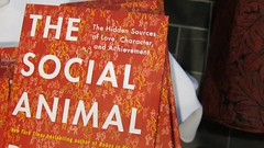 New York Times #1 Best Seller, The Social Animal
