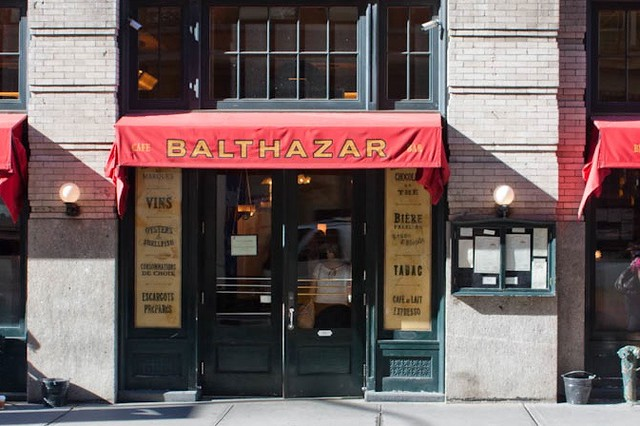 Balthazar, New York City