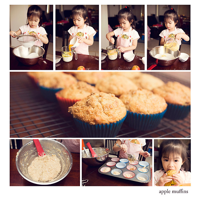 April 2 - Apple Muffins