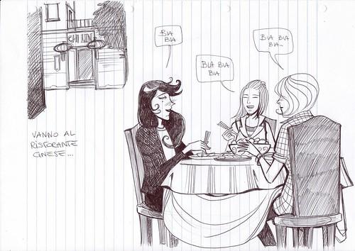 al ristorante cinese