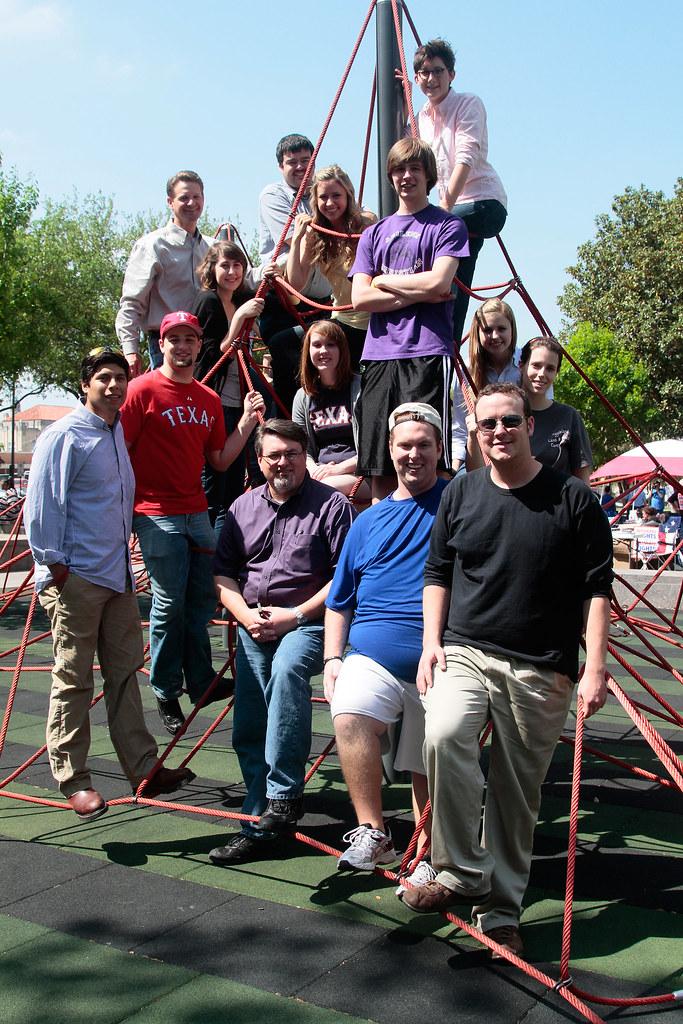 2010-2011 Optimist Staff