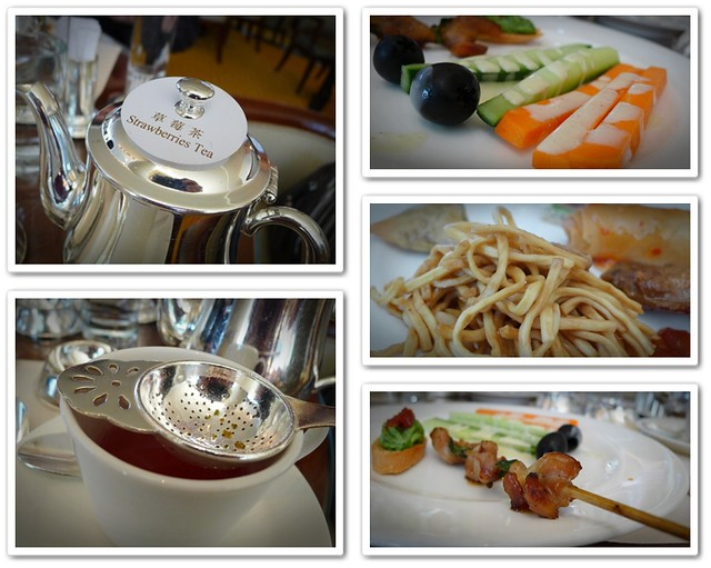 Tea Buffet @ Conrad