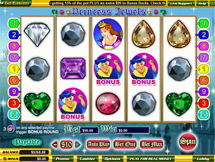 Princess Jewels slot game online review