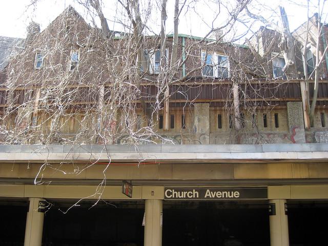 Church ave