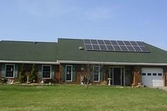 Delevan, NY residential solar installation