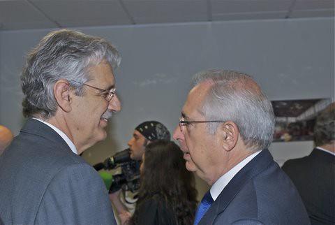 Toma de posesión del Delegado de Gobierno de Melilla Antonio Claret