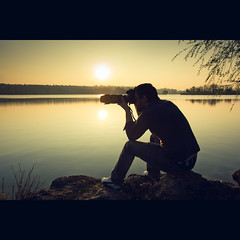 Photographer (Marc Benslahdine) Tags: portrait landscape xpro mood lac crossprocessing paysage tamronspaf1750mmf28xrdiii canoneos50d marcopix marcbenslahdine marcopixcom cyrilbretonphotogrape