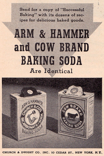 Baking soda ad