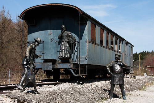 Auf de Schwäb'sche Eisenbahne