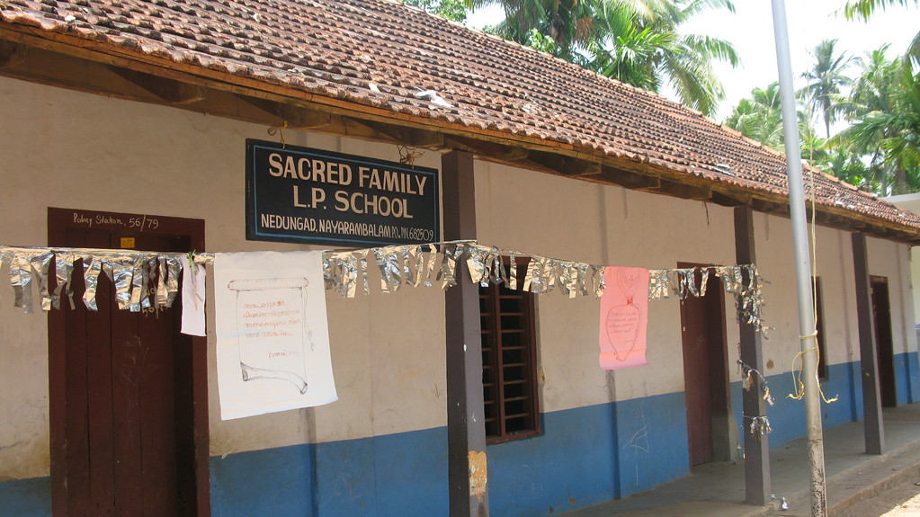 Sacred Family LP School Nedungad