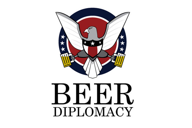 Beer Diplomacy (MP3 Version)