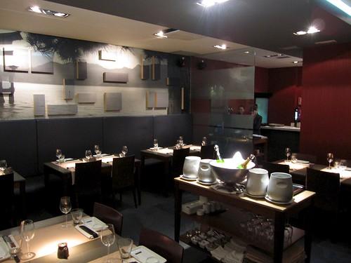 Comedor - 99 Sushi Bar (Ponzano) Madrid