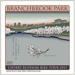 Cherry Blossom Bike Tour logo