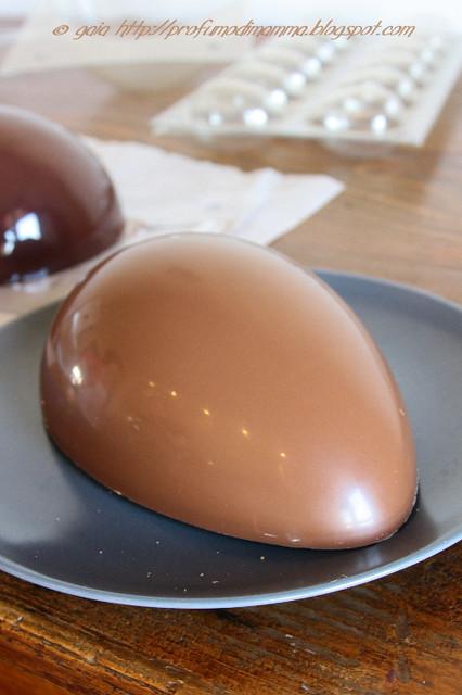 L'uovo.. metà..