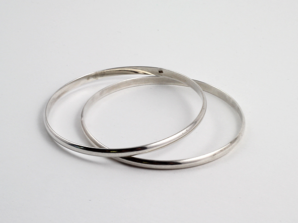 Bangle Bracelets for Small Wrists