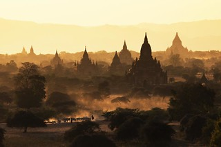 Bagan sunset - Myanmar