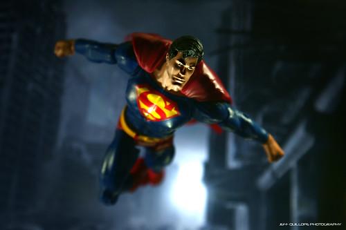 DC Universe Classics Superman