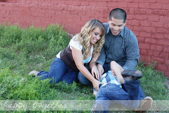 Drew & Charlotte Engagement/Family Session