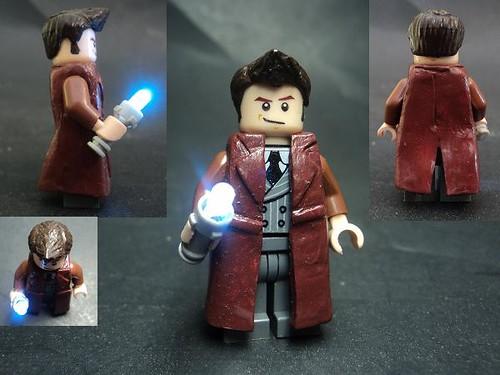 Custom minifig The Doctor