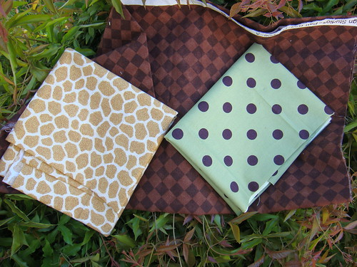 Three Initial Fabrics