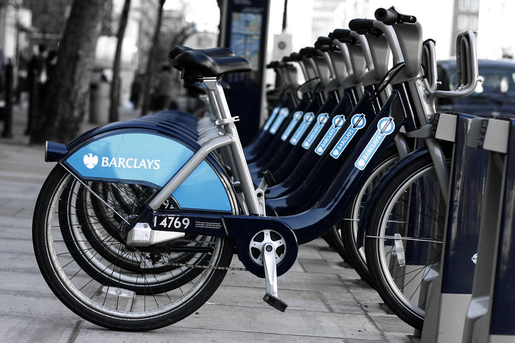 Barclays Cycle Hire 4769