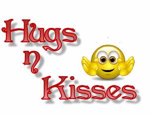 Porque hoje é dia do Beijo... beijossss para todos e todas que passam por aqui! by sweetfelt \ ideias em feltro