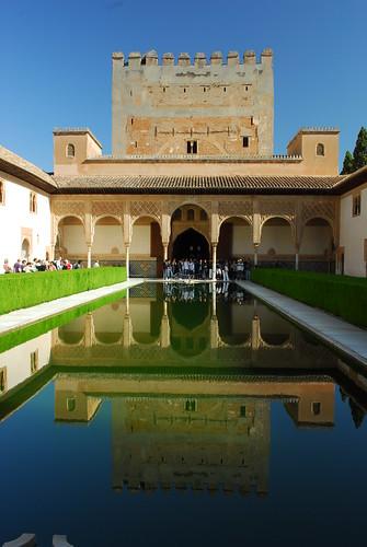 Granada and Alhambra Spain 186