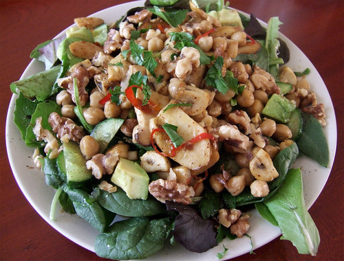 warm chickpea salad_01