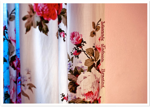 Roses Curtains