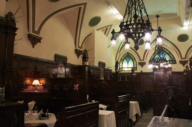 Restaurant - Apostolok - Budapest