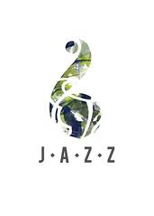 Mountain View Jazz Band Logo (Dangerous...Dan) Tags: school music mountain illustration logo design high view graphic band jazz idaho meridian maverick