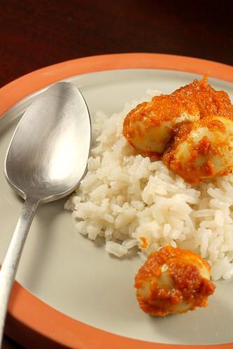 Sambal Egg 2