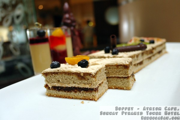 Buffet at Atrium, Sunway Pyramid Tower Hotel-10