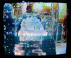 glitch  Filtering Failure   (PLANETART) Tags: art dutch amsterdam paul jon media rosa 150 karl benjamin davis glitch gijs kees nullsleep mediaart volkskrant wibautstraat klomp clitch satrom notendo gieskes menkman nocarrier volkskrantgebouw gaulon klompjodi videogramo