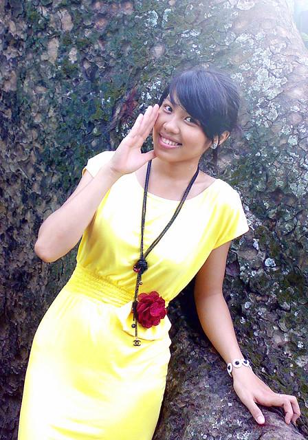 Hoa khôi Trúc Đào