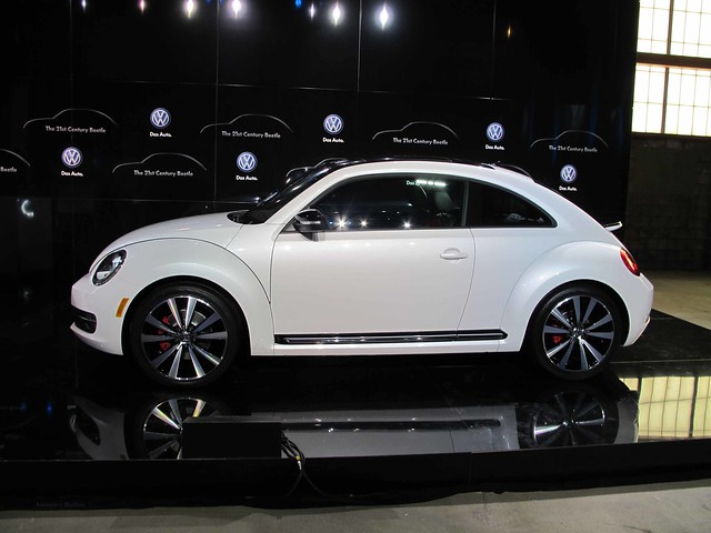 2012 Volkswagen Beetle- NY Auto Show World Debut..016