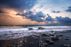 Jupiter Beach (3919) (rjseg1) Tags: beach sunrise island coast rocks surf florida wave shore jupiter segal rjseg1