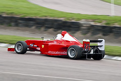 Single Seater (Simon Didmon) Tags: car race nikon hill sigma 70200 f28 trackday lydden d3000