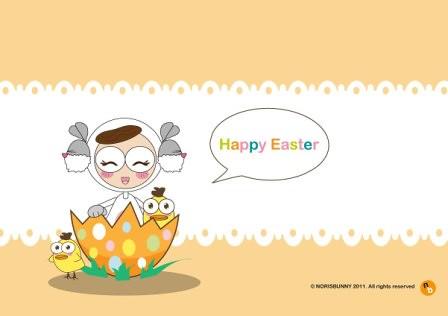 Happy-Easter-Bunny by NorisBunny