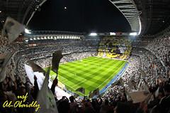 Estadio Santiago Bernabu (YOUSEF AL-OBAIDLY) Tags: barcelona madrid barca stadium realmadrid santiagobernabeu clsico yousef classico elclsico santiagobernabu         teacheryousef    nawafalanzi nawafalanezi