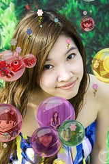 BubbleMe for iPhone (jingjingsonson) Tags: bubble ipodphoto playhard iphonephoto bubbleme playhardcreative