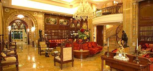 habitacion de hotel mas grande del mundo
