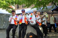 Jazz Quartet_Walsall_Apr11 (Ian Halsey) Tags: geotagged trumpet banjo jazz buskers walsall streetmusicians stgeorgesday streetentertainers bridgestreet 23rdapril jazzquartet canoneos500d flickriver walsallwestmidlands exif:model=canoneos500d ianhalsey flickr:user=ianhalsey copyright:owner=ianhalsey location:walsall=bridgestreet digbethwalsall