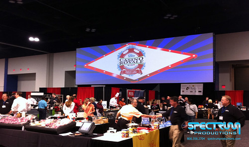 """Spectrum Productions WideScreen Digital Signage Food Show (3) • <a style=""""font-size:0.8em;"""" href=""""http://www.flickr.com/photos/57009582@N06/5649300577/"""" target=""""_blank"""">View on Flickr</a>"""