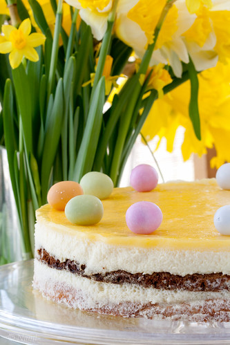 Birthday cake 2011 / Easter cake 2011