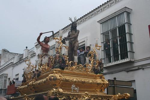 Santísimo Cristo de las Misericordias. Procesión Magna del Santo Entierro. Sanlúcar de Barrameda, Sábado Santo 2011