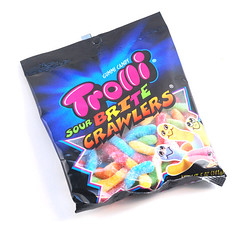 Trolli Sour Brite Crawlers Bag
